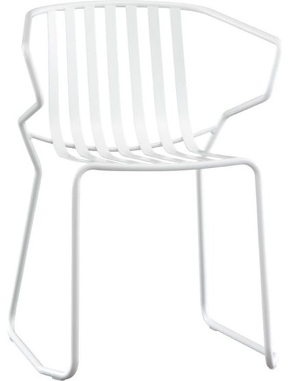 Contemporary Outdoor Chairs by CB2