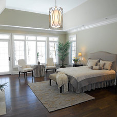 Transitional Bedroom by Artisan Home and Design