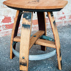 Bar Stools & Chairs - The Mini. 18 inch height ready for extra guests or to park it on when putting on your shoes. This is one tough little step stool and dining chair!