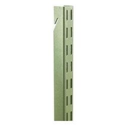 SCHULTE DISTINCTIVE STORAGE - 7913357845 78 In. Nickel Upright - Freedomrail(r) hanging uprights