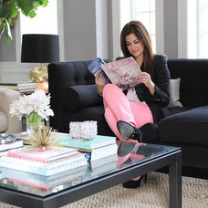 Style At Home: Alex Berlin Of Things That Sparkle   theglitterguide.com