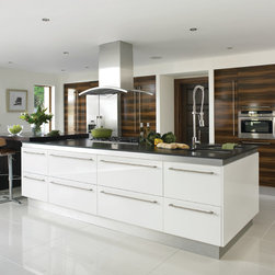 High Gloss White Kitchens - High Gloss White Kitchens