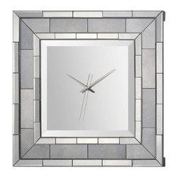 Ren Wil - Ren Wil CL197 Mandarin Clock - Features: