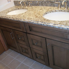 Traditional Bathroom Countertops by Cabinet-S-Top