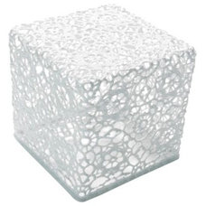 Nightstands And Bedside Tables Crochet Table 3030 by Moooi