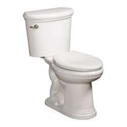 """Danze - Danze Orrington DC013230WH 2 Piece Toilet Bowl White - Danze DC013230WH White Toilet Bowl is part of the Orrington Bath collection.  DC013230WH Toilet Bowl has a ergonomic 16 1/2"""" high rim, with 12"""" rough-in.  Elongated bowl is designed to fit DC012223WH toilet tank only, sold separately."""