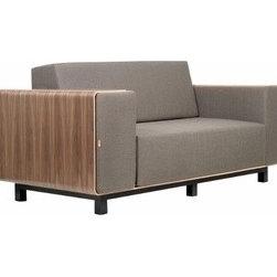 Room B - Room B | Shell2 Sofa - Design by Brian Buchik.