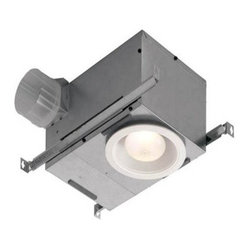 Broan-Nutone 744FLNT Recessed Bathroom Fan / Light - ENERGY STAR