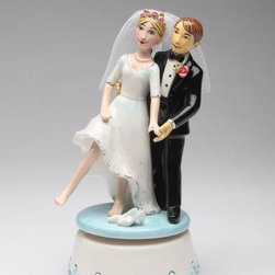 "ATD - 7 5/8 Inch ""Marry Me"" Bride and Groom Couple Dancing Musical Figurine - This gorgeous 7 5/8 Inch ""Marry Me"" Bride and Groom Couple Dancing Musical Figurine has the finest details and highest quality you will find anywhere! 7 5/8 Inch ""Marry Me"" Bride and Groom Couple Dancing Musical Figurine is truly remarkable."
