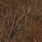 Cordoba - An exquisite faux stone effect is created by Cordoba's variegated olives, rusts and ambers on a black base.
