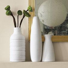 Modern Vases by West Elm
