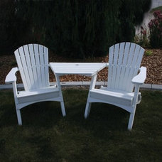 contemporary outdoor chairs by Outdoor Living Showroom