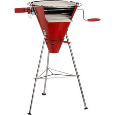Contemporary Outdoor Grills by CB2