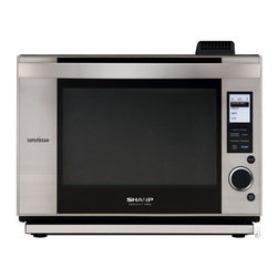 Sharp Convection Steam Oven, 700 Watt Microwave - We would love a steam oven for a super healthy, flavorful cooking option.