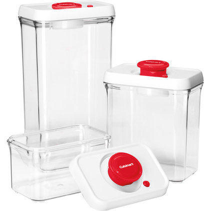 Contemporary Food Containers And Storage by HPP Enterprises
