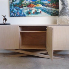 Modern Buffets And Sideboards by Austin Interior Renovations & Statewide Remodeling