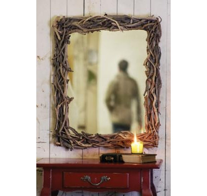 Traditional Mirrors by At West End