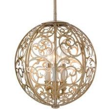 Pendant Lighting Arabesque Pendant by Murray Feiss