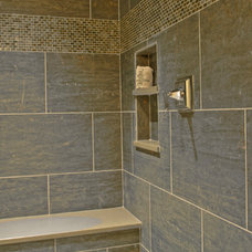 contemporary tile by Art of Tile and Stone