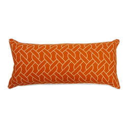 Jiti - Jiti Rope Pillow - Expressive colors, dynamic patterns and diverse materials in conjunction with clean, modern design - this is Jiti.