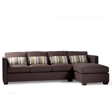 Sectional Sofas by Jane Lockhart Interior Design