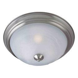 Maxim Lighting - Maxim Lighting 1940 Outdoor Flush Mount - 1 Bulb, Bulb Type: 60 Watt Incandescent