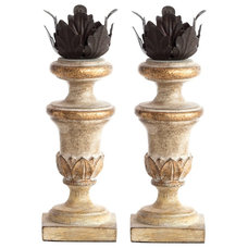 Traditional Candleholders by Layla Grayce
