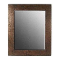 Native Trails - Native Trails Small Sedona Rectangle Mirror - *Beveled edge glass