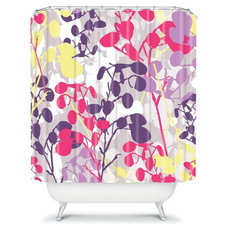 Modern Shower Curtains by Hayneedle