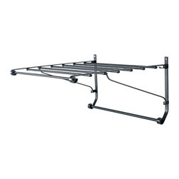 PORTIS Drying Rack - Keep a drying rack handy for drip-dry items.