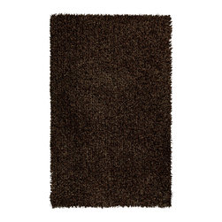 Surya - Surya Prism PSM-8001 (Coffee bean) 8' x 10' Rug - This Hand Woven rug would make a great addition to any room in the house. The plush feel and durability of this rug will make it a must for your home. Free Shipping - Quick Delivery - Satisfaction Guaranteed