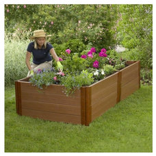 Traditional Outdoor Pots And Planters by Lowe's
