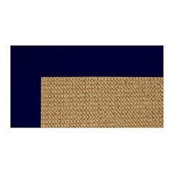 Linon - Bound Wool Rug with Casual Style Design - Athena Collection. Casual style. Rectangular in shape. Made of 100% wool. Jute backing. Hand-tufted in USA. 12 ft. L x 8.9 ft. W (76 lbs.)The Athena collection offers the widest variety of options with the look of natural gr
