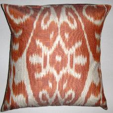 Contemporary Decorative Pillows by Fabricadabra