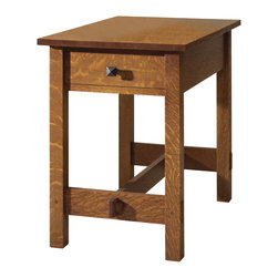 Stickley End Table with Drawer 89/91-447 -