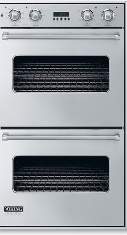 "Viking 30"" Professional Built-in Thermal Convection Oven - Great looking double wall oven from Viking. Convection a must for flexibility in any kitchen. Great quality and performance."
