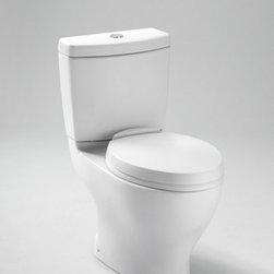 Aquia II Dual Flush Toilet - -WaterSense Certified