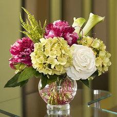 Modern Artificial Flowers by Silkflowers