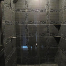 Contemporary Tile by Schilling