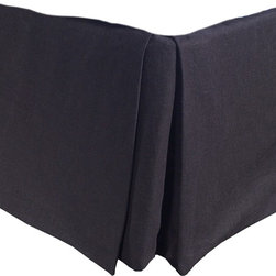 Mystic Valley - Aegean - Bed Skirt by Mystic Valley Traders, Twin - The Aegean, by Mystic Home
