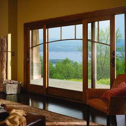 Andersen windows and doors - Andersen Windows and Doors, Andersen A-Series Patio Door,www.clevernest.com