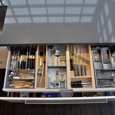 Modern Cabinet And Drawer Organizers by Yorkville Design Centre