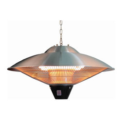 AZ Patio Heaters - Gazebo Electric Hanging Heat Lamp - Gazebo Electric Hanging Heat Lamp.