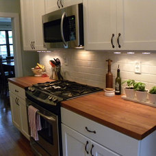 Traditional Kitchen by Budget Kitchen and Bath