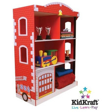 Modern Toy Storage by National Furniture Supply