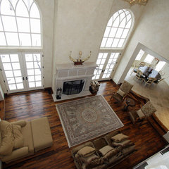 wood flooring by Elmwood Reclaimed Timber Inc.