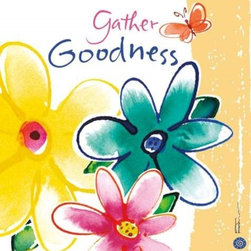 "Westland - 8 x 8"" Gather Goodness Canvas Various Flowers Multi-Colored Wall Art - This gorgeous 8 x 8"" Gather Goodness Canvas Various Flowers Multi-Colored Wall Art  has the finest details and highest quality you will find anywhere! 8 x 8"" Gather Goodness Canvas Various Flowers Multi-Colored Wall Art  is truly remarkable."