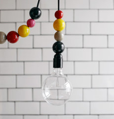 eclectic pendant lighting by Dottir &amp; Sonur