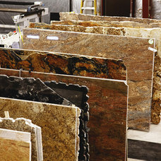 Eclectic Kitchen Countertops by Legacy Natural Stone Surfaces