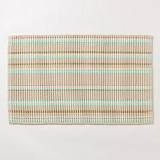Contemporary Bath Mats by Anthropologie